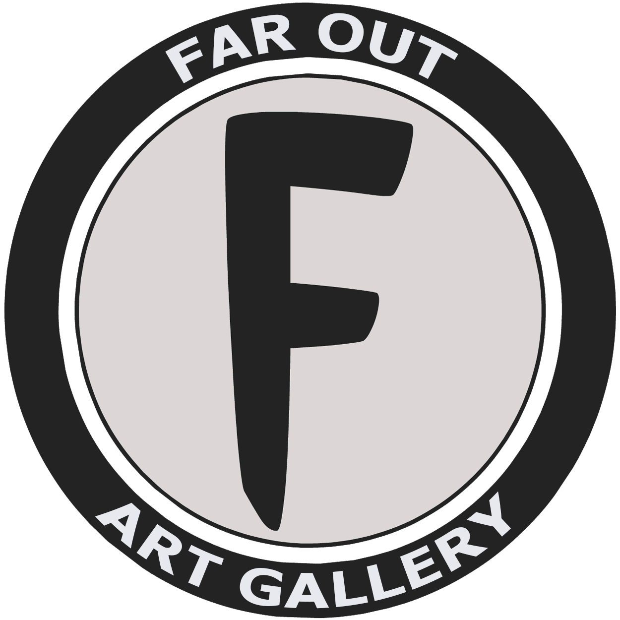 Far Out Art Gallery - Website